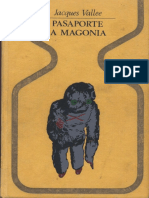 Vallee Jacques - Pasaporte a Magonia