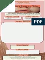 Odontopediatria poster