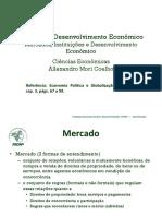 4. Mercado e Desenvolvimento Econômico