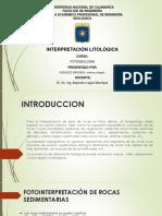 fotogeologia interpretacion litologica