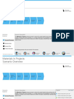 Materials in Projects En