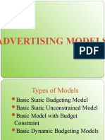 Advertising Presentation
