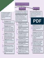 Areas de Aprendizaje Humano Mapa Conceptual