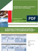 CONTRIBUCION DE LA MINERIA AL DESARROLLO NACIONAL.ppt