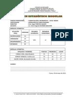 Resumen Estadístico Modular - M_a