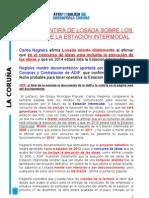 Nota Prensa.Estación Intermodal
