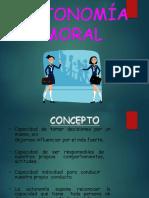 Autonomia Moral