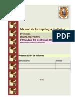 Manual Antropología Biológica