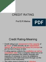 6 Credit Rating