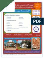 Guía de Introducción Al Manual de Autoconstrucción de Domos Geodésicos