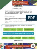 Evidencia 9 Taller Calculo de Costos de La DFI