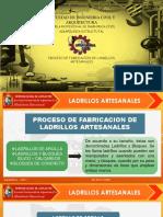 Proceso de Fab. de Ladrillos Artesanales
