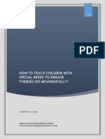 How to Teach Children to Engage Themselves Meaningfully - Designer Copy