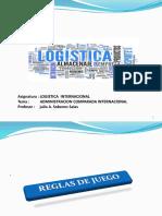 logistica internacional - peru