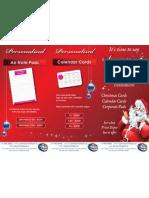 Print Depot Xmas Brochure