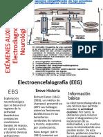 2. Exámenes Auxiliares I Electrodiagnóstico Neurológico Ed.