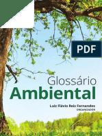 Glossário Meio Ambiente - Luiz Flávio