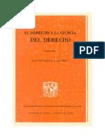 El Derecho y La Ciencia Del Derecho. Introducción a La Ciencia Jurídica,Tamayo y Salmorán_ 1986