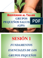 Grupos-Pequeños-Saludables-G.P.S.ppt