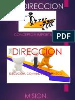 La Direccion