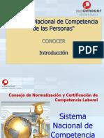 01 Introduccion Al SNC Del CONOCER