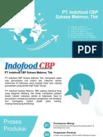analisis pemasok PT. INDOFOOD