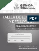 Taller de Lec. y Red. II (19-1)