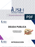 Deuda Publica