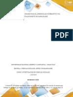 Acuerdos Preliminares Para El Aprendizaje Cooperativo y El Fortalecimiento de Habilidades
