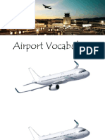 Airport Flashcards