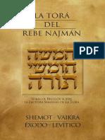 La Tora Del Rebe Najman - Shemot