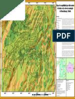 mapa zonas de riesgo Huauchinango