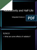Radioactivity and Half-Life.ppt