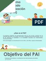 Programa Ampliado de Inmunizacion