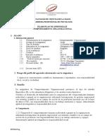Comportamiento Organizacional 2019-II