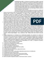 Constitución de La Confederación Granadina
