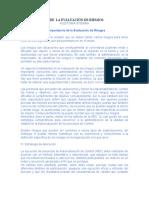 1LA IMPORTANCIA DE  LA EVALUACIÓN DE RIESGOS.doc