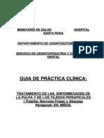Dlscrib.com Guia Dolor Pulpar Nios Hospital Santa Rosa