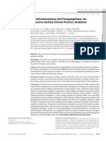 2014 Guía Endosociety Feocromocitoma