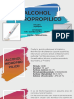 alcohol hidropropilico