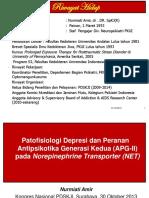 1. Dr. Nurmiati Amir, Dr., SpKJ(K)-Antipsikotika Generasi II (APG-II) Dalam Pengobatan Depresi U