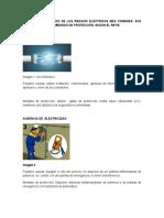 Normas de Seguridad en La Ing Electrica