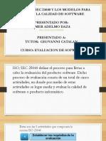 Norma ISOIEC 25040 Emer Daza