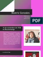Arte y Estetica Beatriz Gonzalez
