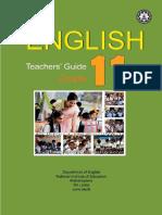 Grade 11 teacher guide English