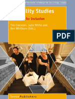 (Innovations and Controversies) Tim Corcoran, Julie White, Ben Whitburn (eds.) - Disability Studies_ Educating for Inclusion-SensePublishers (2015).pdf