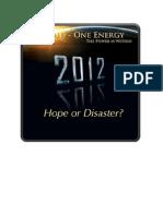 2012 Hope or Disaster Free eBook