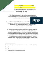 Case doctrine