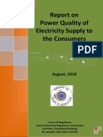 Govt. Report on Power Quality