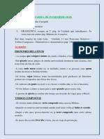 Português unfv